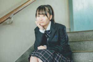 山邊歩夢(AKB48)、オサレカンパニーの学校制服ブランド「O.C.S.D.」新制服モデルに!鹿児島県立指宿高校で採用!