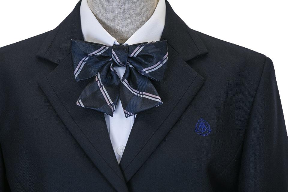 鹿児島県立指宿高校で採用された、オサレカンパニーの学校制服ブランド「O.C.S.D.」