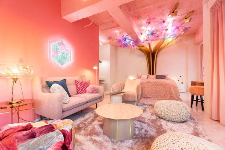 MOSHI MOSHI ROOMS「SAKURA」