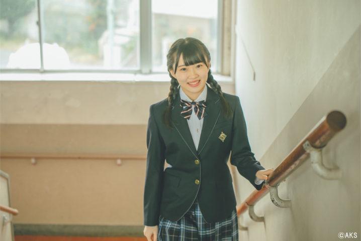 山根涼羽(AKB48)、オサレカンパニーの学校制服ブランド「O.C.S.D.」新制服モデルに!