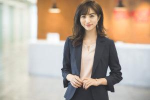 堀田茜/AOKI&CanCamとトリプルコラボ