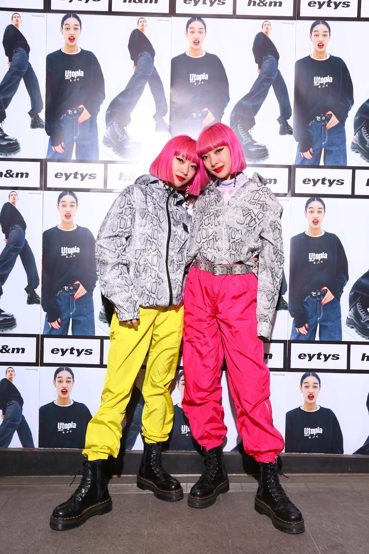 AMIAYA/ストックホルムのファッションブランド「Eytys(エイティーズ)」とH&Mのコラボ「Eytys x H&M」