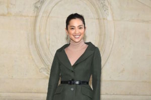 中村アン/Dior(ディオール)2019春夏オートクチュール コレクション ショー