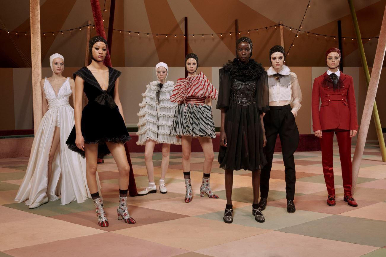 Estelle Hanania for Dior