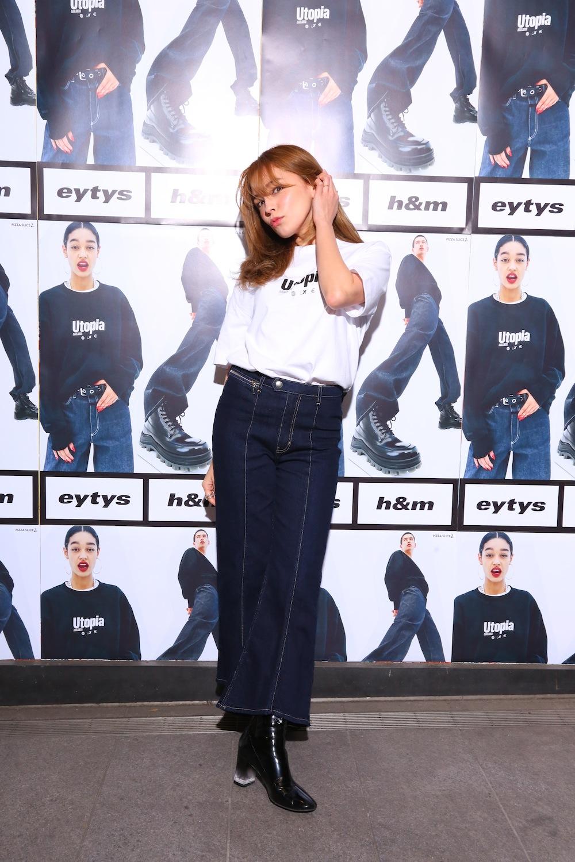 ストックホルムのファッションブランド「Eytys(エイティーズ)」とH&Mのコラボ「Eytys x H&M」