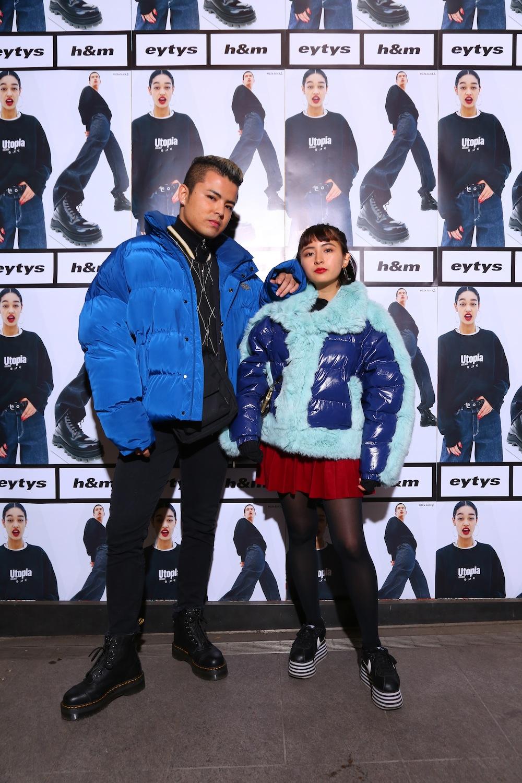 JULIDY/ストックホルムのファッションブランド「Eytys(エイティーズ)」とH&Mのコラボ「Eytys x H&M」
