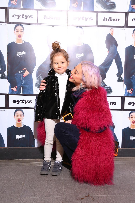 植野有砂 & クロエ/ストックホルムのファッションブランド「Eytys(エイティーズ)」とH&Mのコラボ「Eytys x H&M」