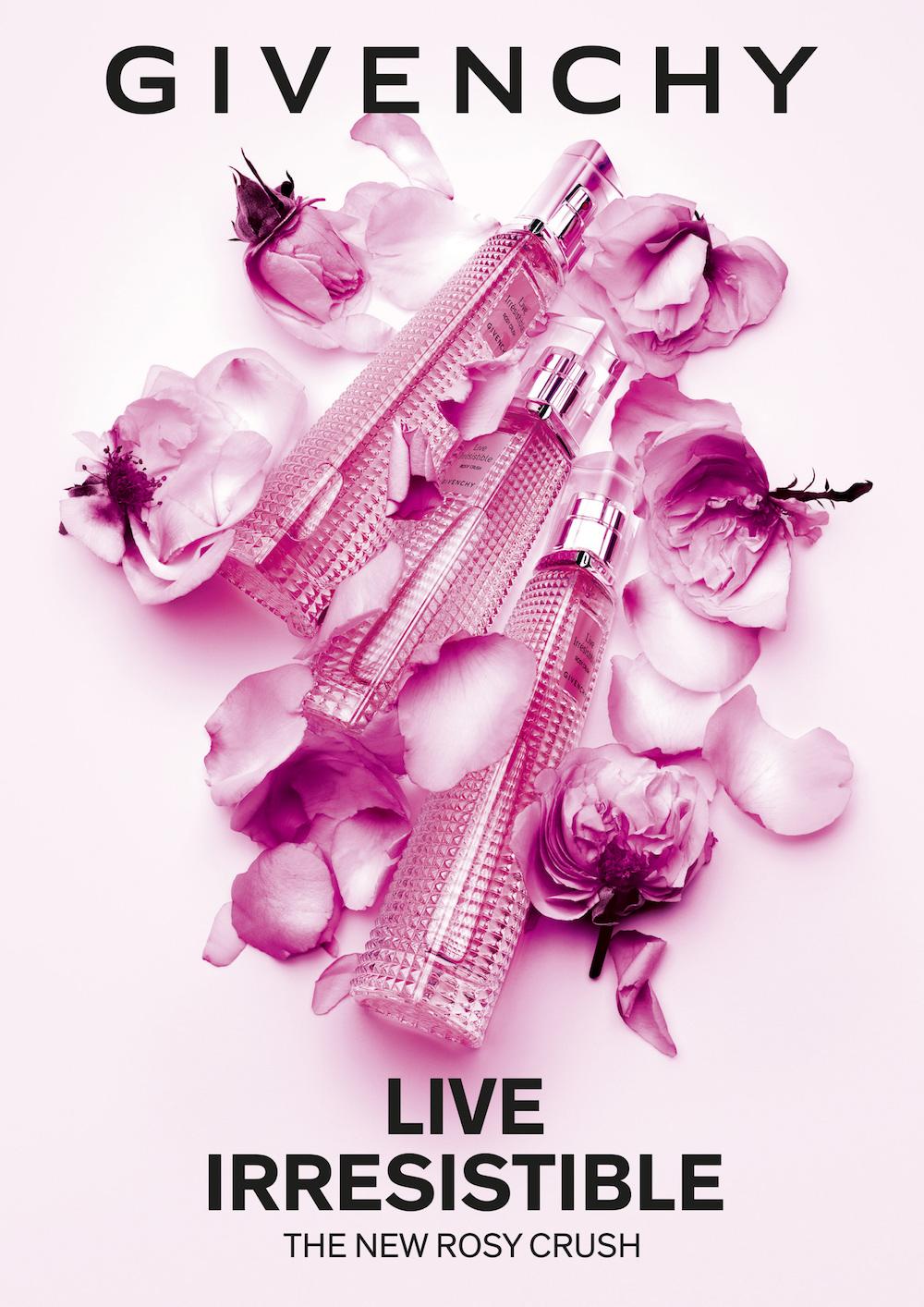 Live Irresistible Rosy Crush Eau de Parfum(リヴ イレジスティブル ロージー クラッシュ オーデパルファム)