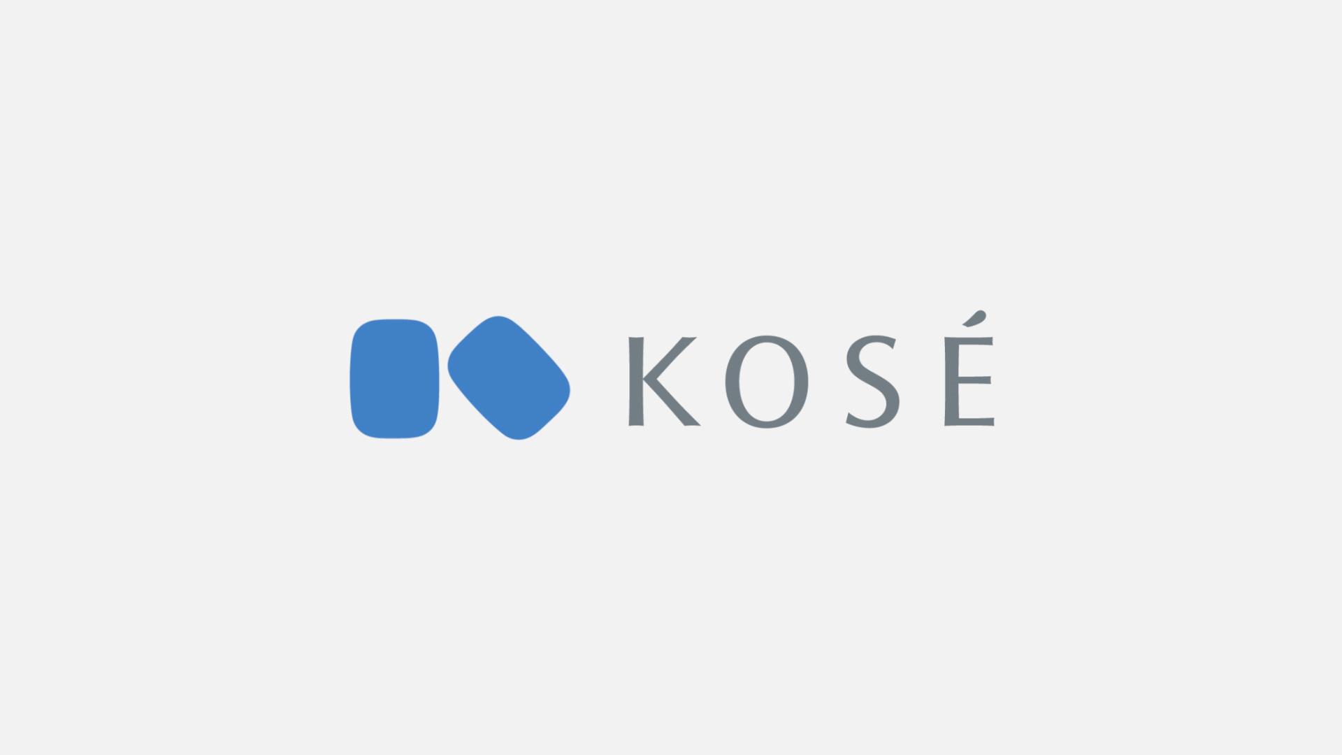 KOSE(コーセー)・LOGO(ロゴ)