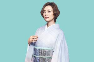 米倉涼子(よねくら りょうこ/女優)/日本和装の「無料きもの着付け教室」キャラクター