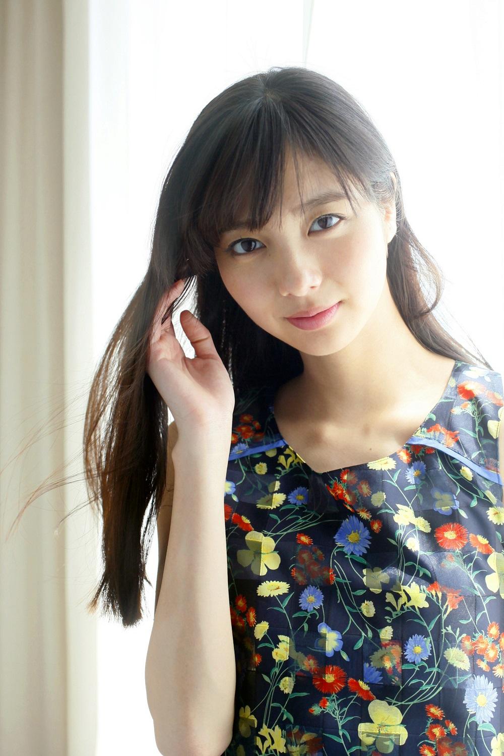 新川優愛(しんかわ ゆあ)Japanese Actress(女優)