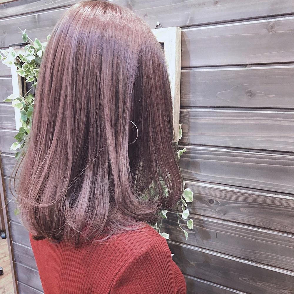 ルビーショコラアッシュ/美容室チェーンAgu.グループ