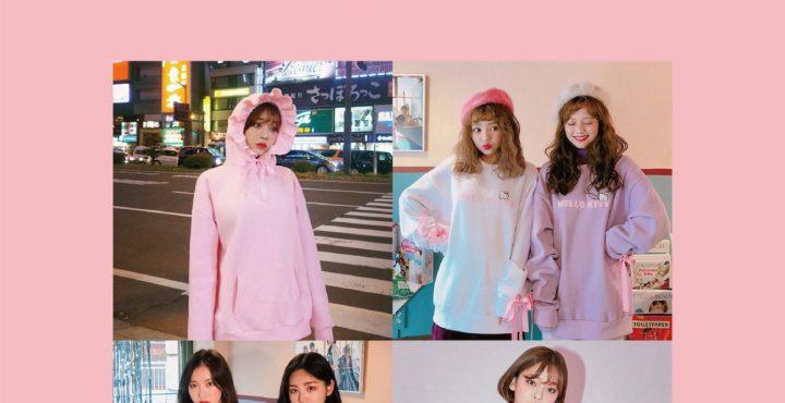 韓国発大人気ブランド「chuu(チュー)」が、原宿の「Chucla by SPINNS」にて取扱決定!