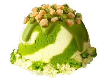 ハーゲンダッツ・Decorations(デコレーションズ)『抹茶チーズクッキー』