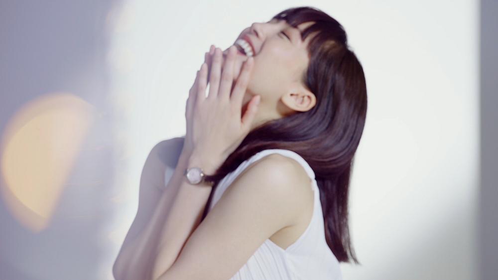 綾瀬はるか/セイコー ルキア新動画より