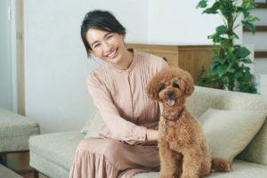 優木まおみ/ドックフードブランド「いぬはぐ」公式アンバサダー
