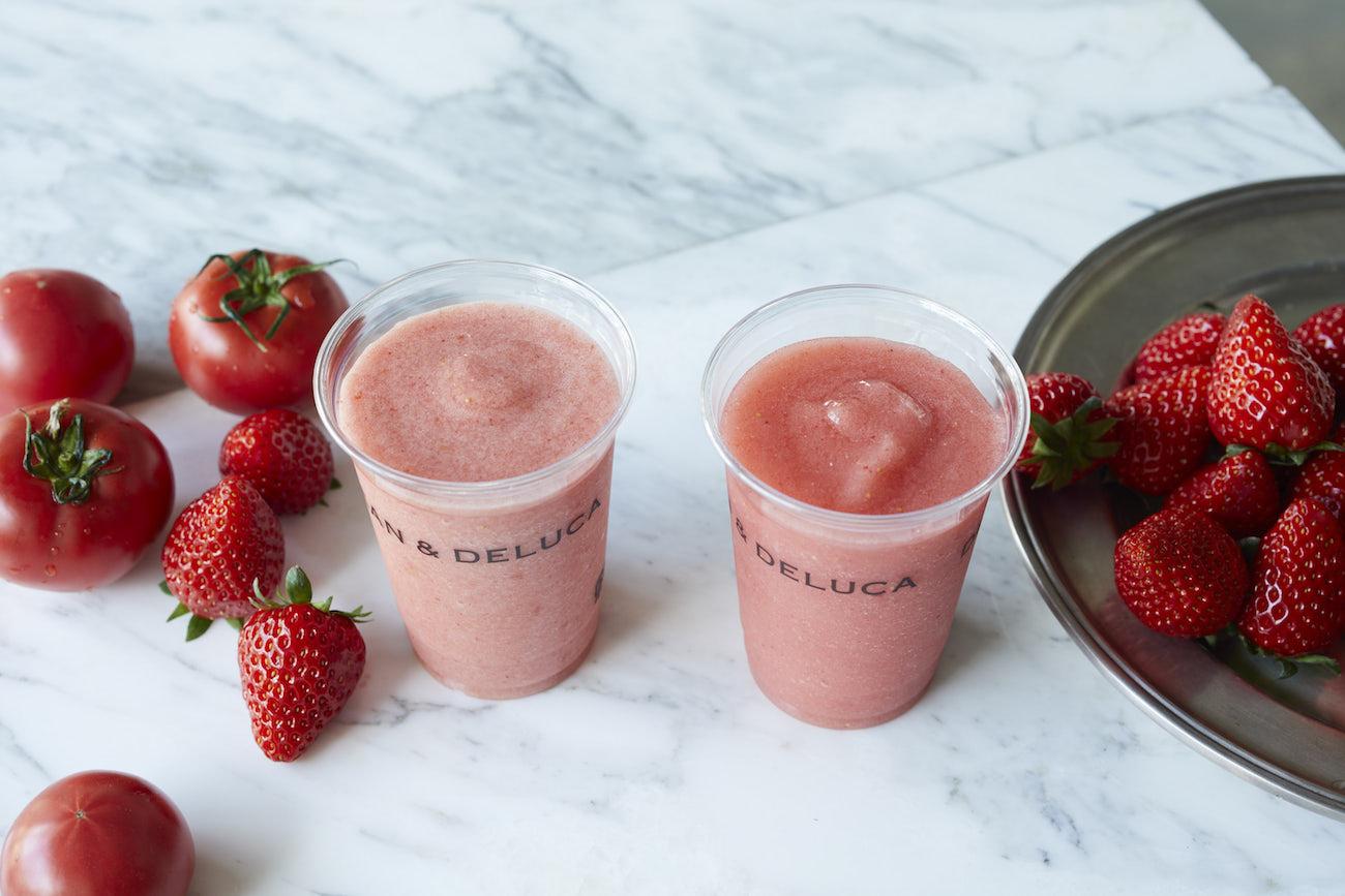 ストロベリージュース / ストロベリー&トマトジュース