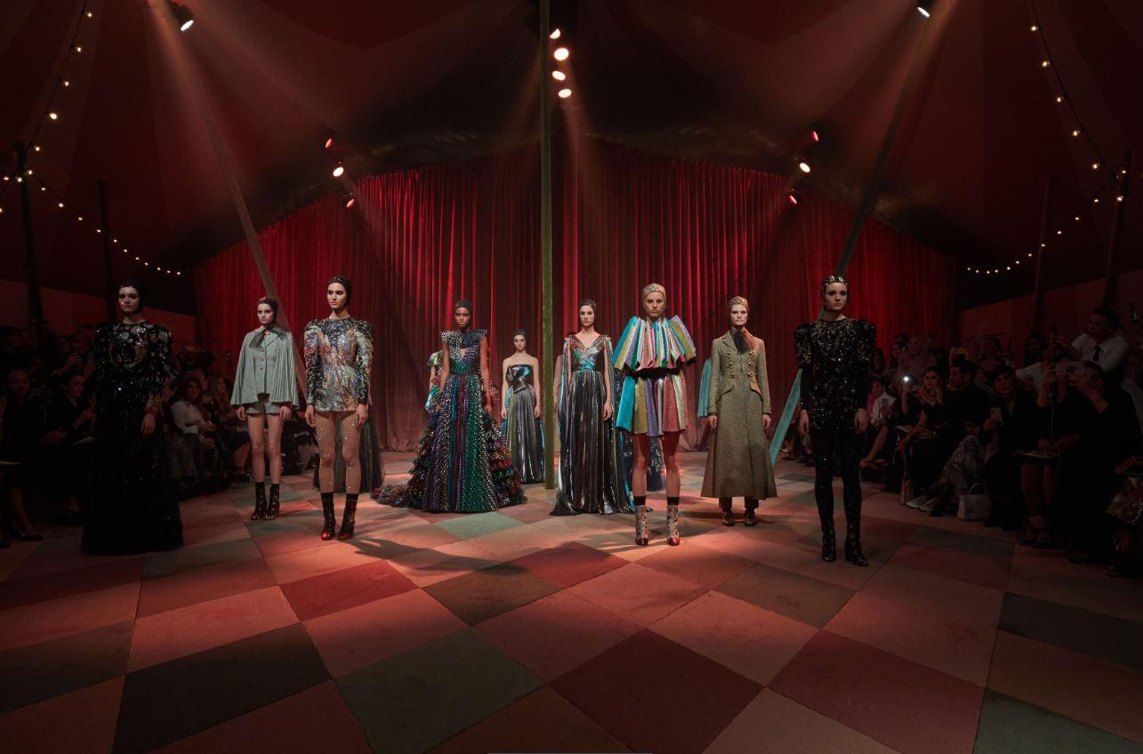 Maha Edde/【Dior】Haute Couture Spring-Summer 2019 Show in Dubai