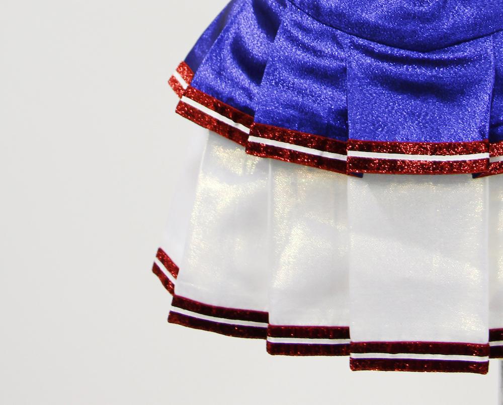 ファイターズガール衣装/AKB48グループや2.5次元の衣装を手がけるオサレカンパニーがデザイン・制作