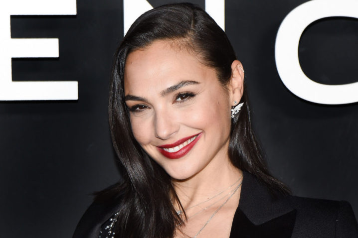 Gal Gadot with chaumet201903