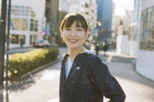 飯豊まりえ(いいとよ まりえ)/ニューバランス ウィメンズ ブランドアンバサダー