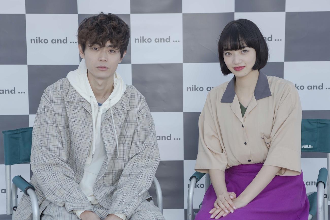 小松菜奈 & 菅田将暉 INTERVIEW(インタビュー)