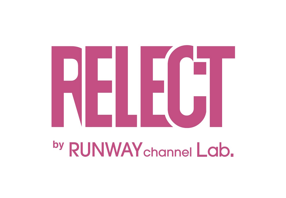 RELECT by RUNWAY channel Lab. logo(ロゴ)