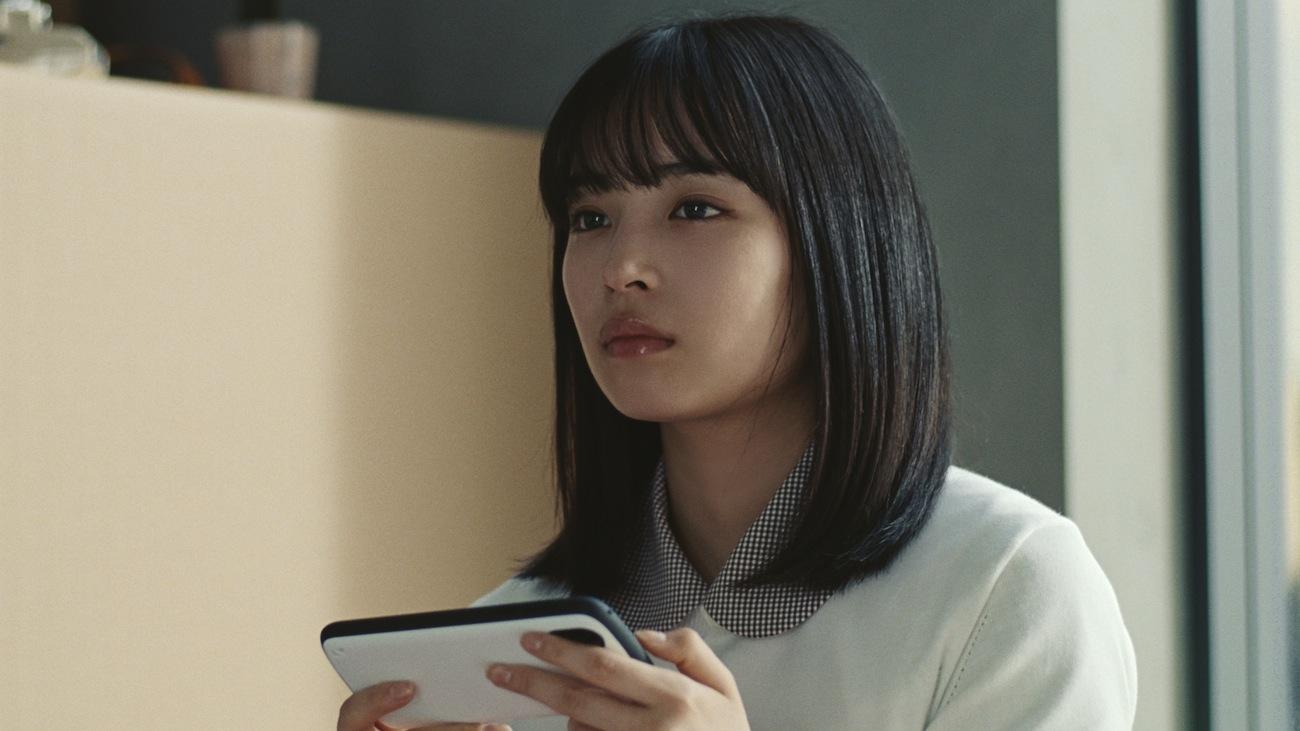 広瀬すず/ソフトバンク新TV-CM 「速度制限マン」篇
