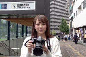 高柳知葉/『声優カメラ旅』