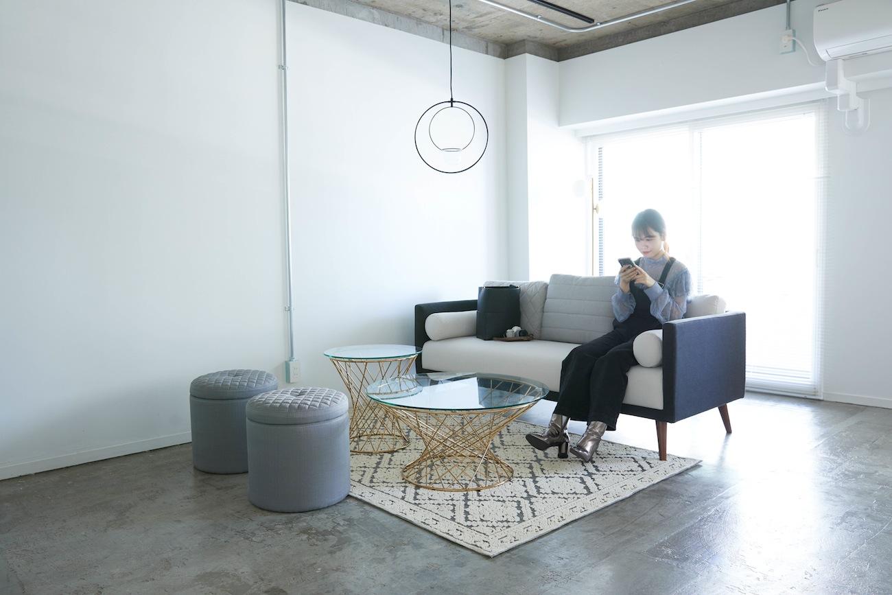ゆうこす(菅本裕子)のオフィスをROOM COSME(改造計画)/Before