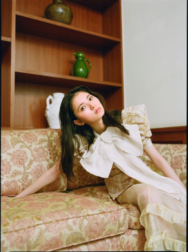 齋藤飛鳥(乃木坂46)『bis』5月号