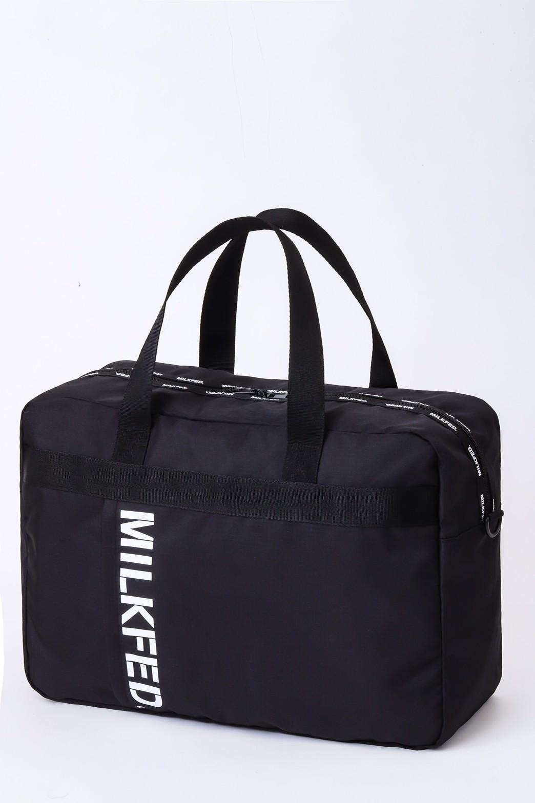 MILKFED. BIG BOSTON BAG