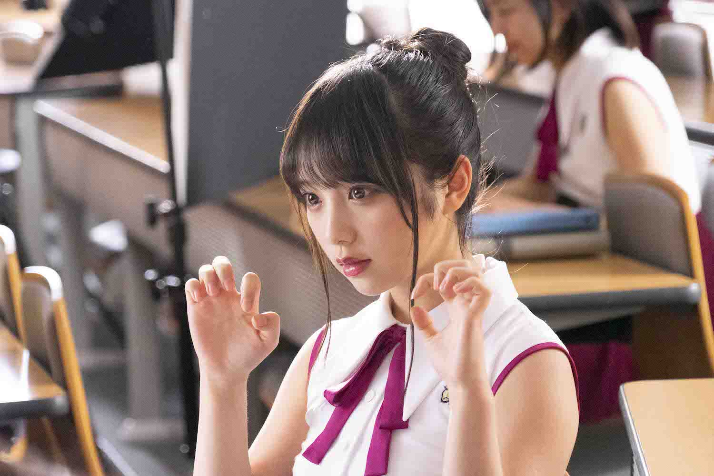 乃木坂46/ファンタ・新TVCM『ファンタ坂学園 変顔ボトル』篇メイキング