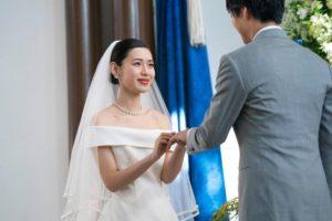 白石聖(ゼクシィ12代目CMガール)&平田雄也/ゼクシィCM「花嫁の歌」篇・wedding dress model actress