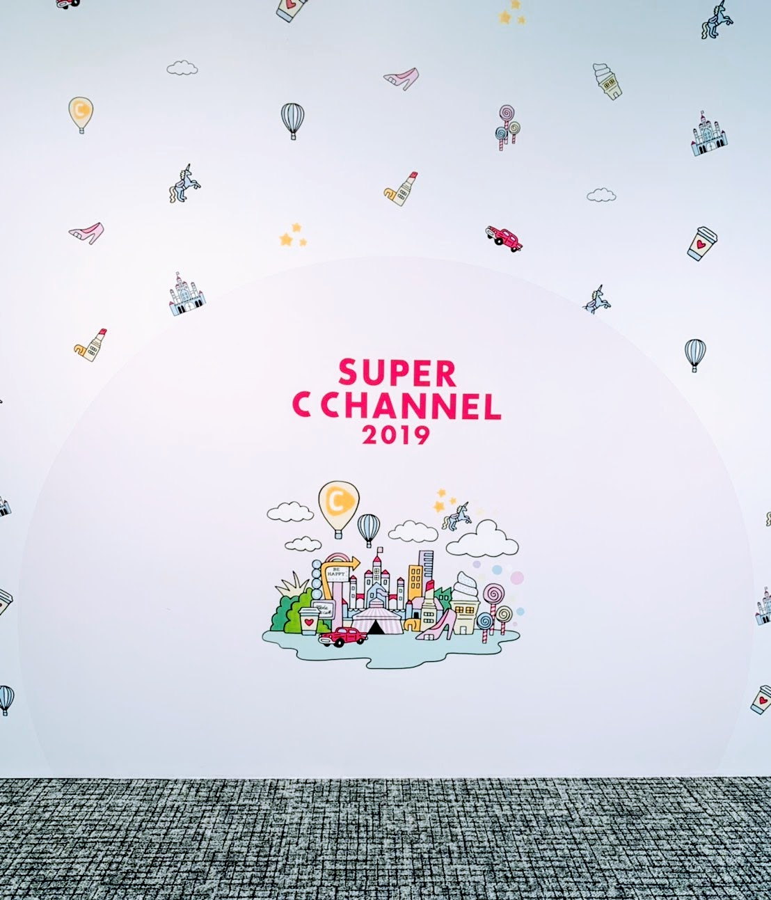 SUPER C CHANNEL 2019