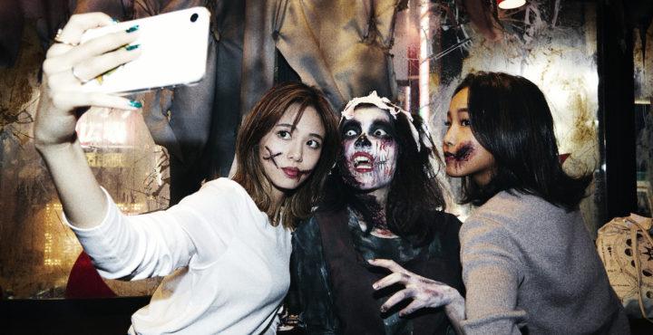「バーガーキング® 渋谷センター街店」跡地・「SHIBUYA GHOST(ゴースト) STORE」