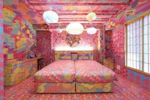 増田セバスチャン監修のインスタ映えスポット 「KAWAII Japanese Room - Addicted to TOKYO」
