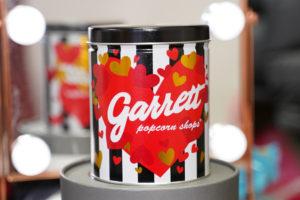 ギャレット ポップコーン ショップス®『Garrett バレンタイン缶』/2020年1月/撮影:PRINCESS ONLINE編集部