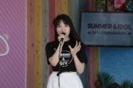 名取稚菜さん、由比ヶ浜超絶カワイイビーチカフェ 「SUMMER&IDOL」のオリジナルメニューをプロデュース!