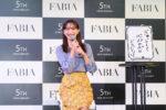 蛯原友里、ファッションブランド「FABIA(ファビア)」5周年新CM発表会で「今一番よくばりたいこと」を明かす!